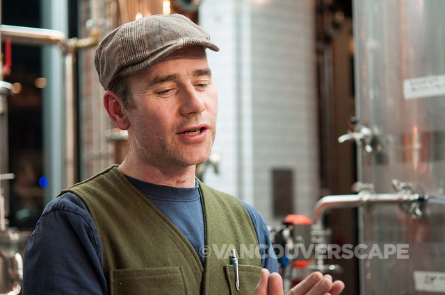 Yaletown Distilling's Iain Hill