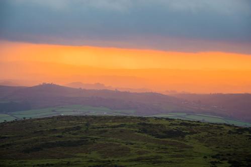 england sunrise ed nikon devon nikkor dartmoor vr av lightroom haytor 2013 d3200 haytorrock