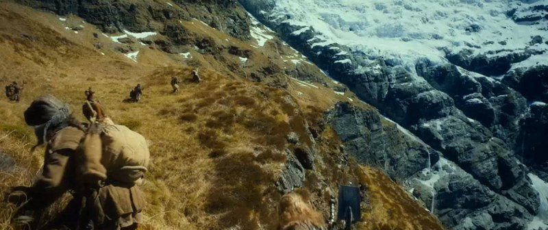 Where Was Hobbit filmed