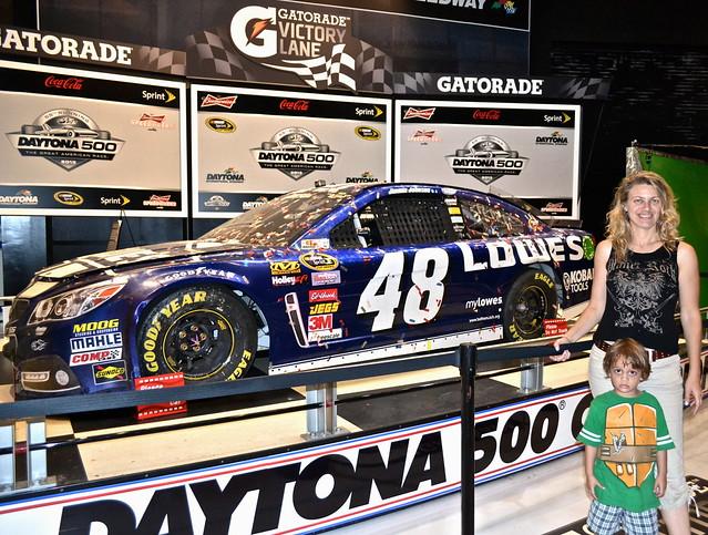 Daytona 500 2013 Winner