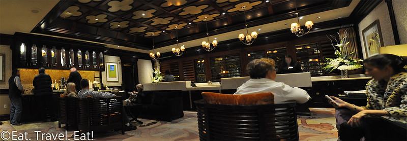 VIP Lounge @ The Mirage Hotel and Casino- Las Vegas, NV: Interior Panorama
