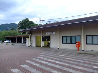 近鉄五十鈴川駅