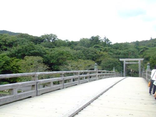内宮・宇治橋2