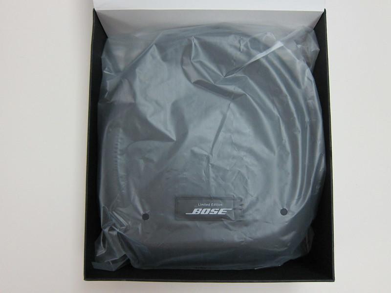 Bose QC15 - Box Open