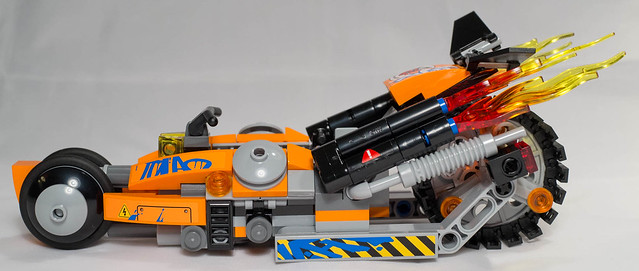 REVIEW LEGO 70808 The LEGO Movie - La poursuite