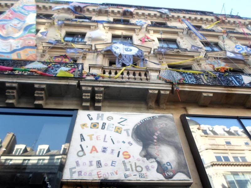 Facade, Studio Rivoli