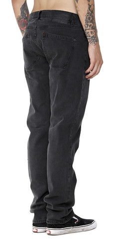 Daggers Denim - Faded Black 2