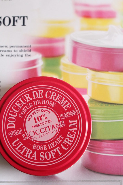 L'Occitane en Provence Ultra Soft Cream in Rose Heart review