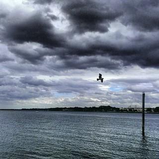 Cloudy in Sanford #Florida #thisisnow #theweatherproject #iwitnessweather #instagram_florida #instaflorida #almostrealtime #cloudporn