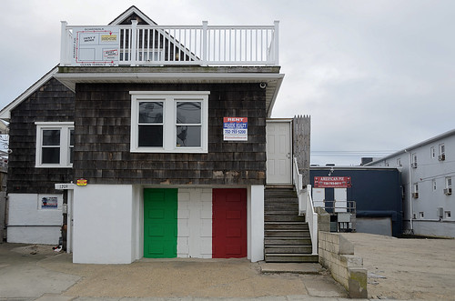 The Jersey Shore House - January 29, 2013