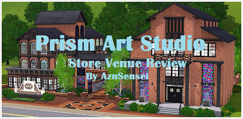 Store Venue Review Logo