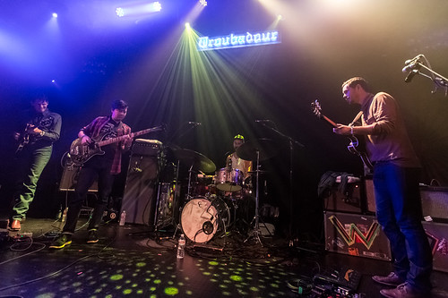 White Denim @ The Troubadour - February 7, 2014