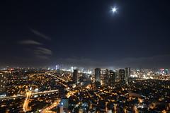 Metro Manila Cityscape