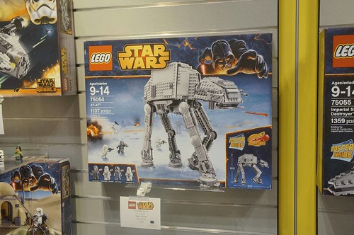 LEGO Star Wars 75054