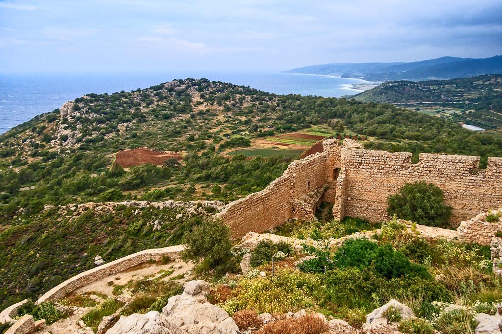 cosa vedere a rodi Ancient Ruins Landscape kritinia
