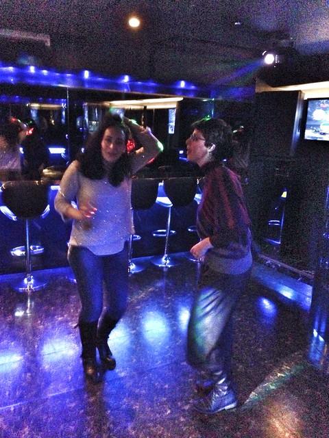 Miedo y Manuela en Tokio