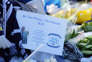 Sir Tom Finney 1922-2014