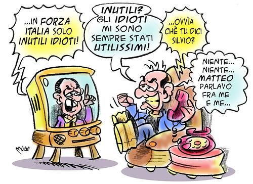 Inutili Idioti by Moise-Creativo Galattico