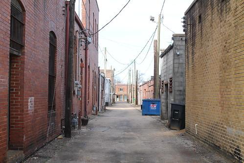 Alley, Fayette, Ala