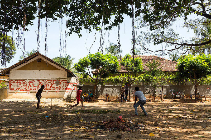 Sunday cricket, Batticaloa