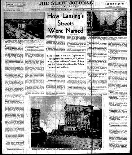Street Names-1938-03-06-Lansing, MI