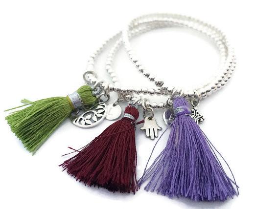 tassle bracelet 01