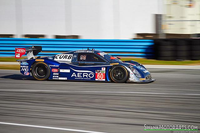 Michael Shank Racing with Curb/Agajanian Aero Riley Ford EcoBoost DP