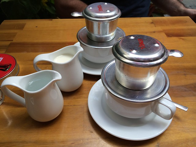 Vietnamese coffee - Pink Tulip Hotel