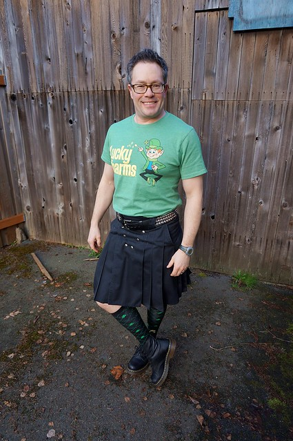 St. Patrick's Day Joshy