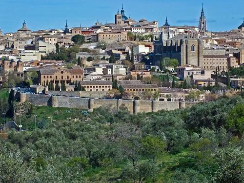 Toledo, Cigarrales