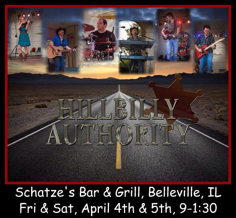 Hillbilly Authority 4-4, 4-5-14