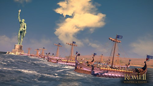 Total War: Rome II - Hannibal at the Gates DLC Now Available