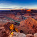 Panorama of Dead Horse Point by Ryan C Wright