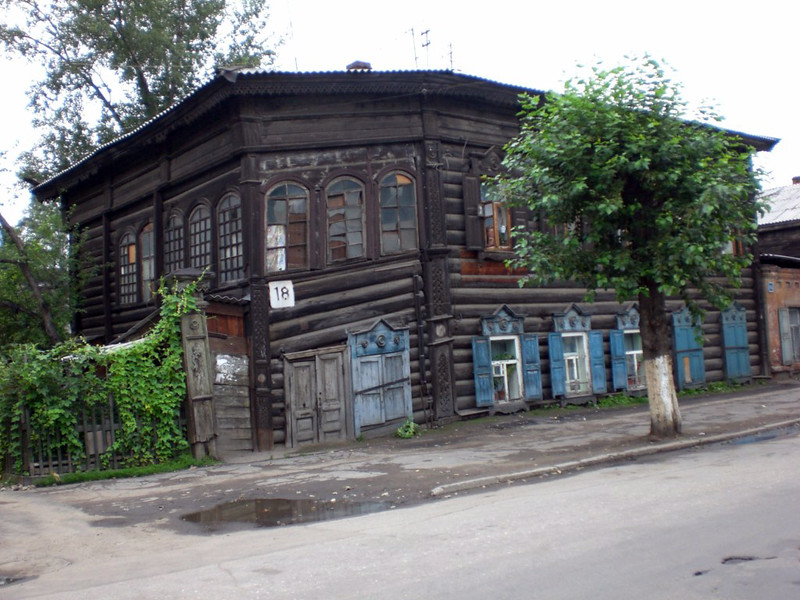 Casa Siberiana de Irkutsk (Rusia) Irkutsk, la venecia siberiana de Rusia - 13832151463 85cf77a4dd c - Irkutsk, la venecia siberiana de Rusia
