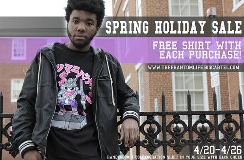 Spring Holiday Sale!