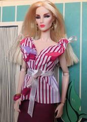 Fashion Royalty Elise