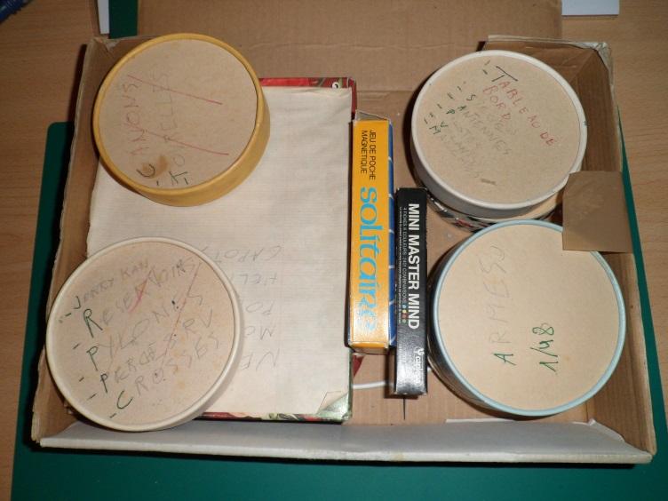 Les boîtes de Pandore – Boite n° 1 – Rab' & Quizzzzzz  14284127922_7eb74bd7b3_o