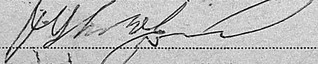 Shackelford's signature.