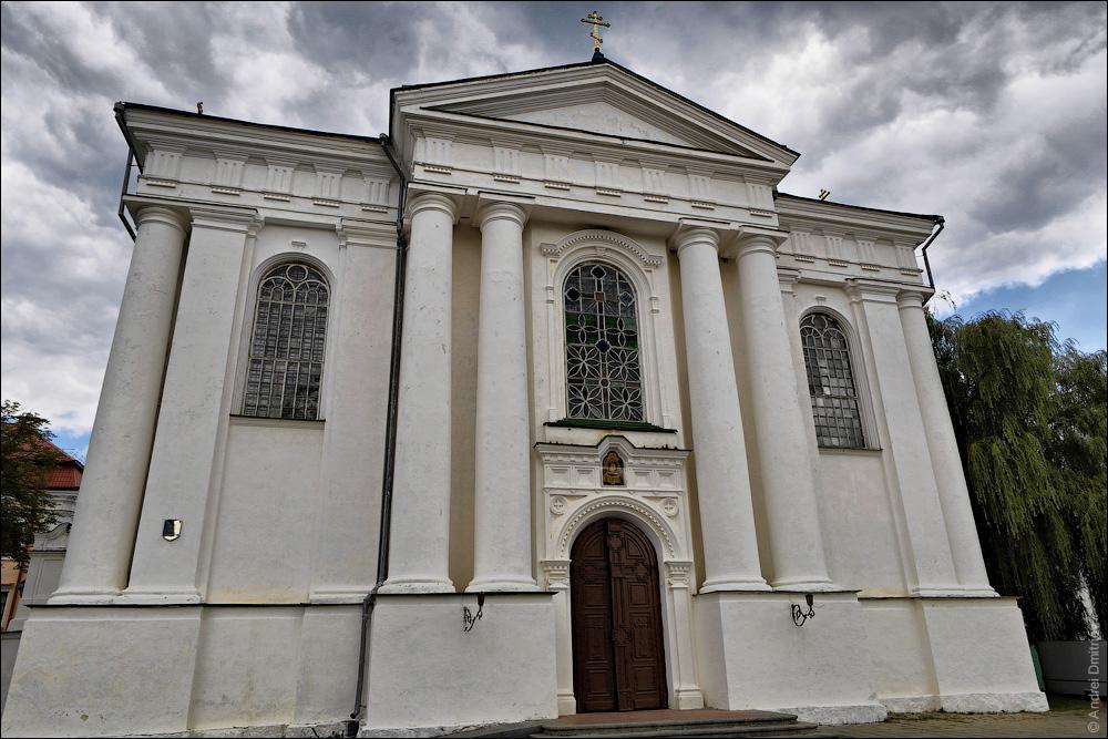Жировичи, собор Успенский
