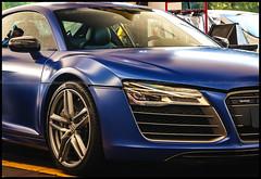 audi r8(0.0), automobile(1.0), automotive exterior(1.0), audi(1.0), executive car(1.0), wheel(1.0), vehicle(1.0), performance car(1.0), automotive design(1.0), audi e-tron(1.0), concept car(1.0), land vehicle(1.0), luxury vehicle(1.0), sports car(1.0),