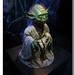 Köln - STAR WARS Identities Yoda puppet