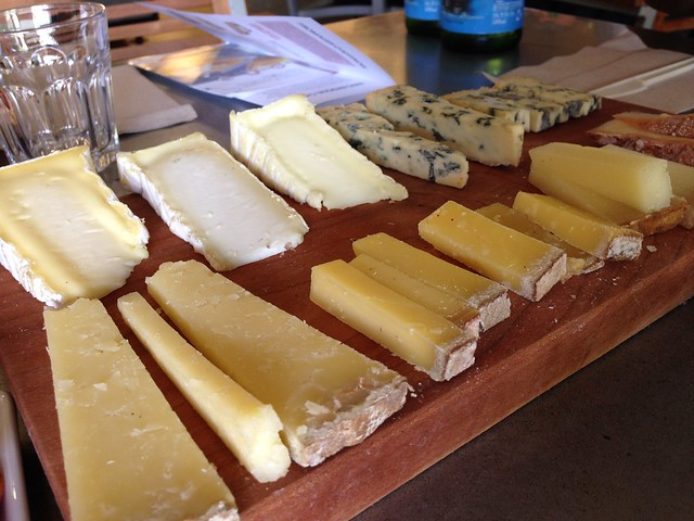 10 kinds of cheese