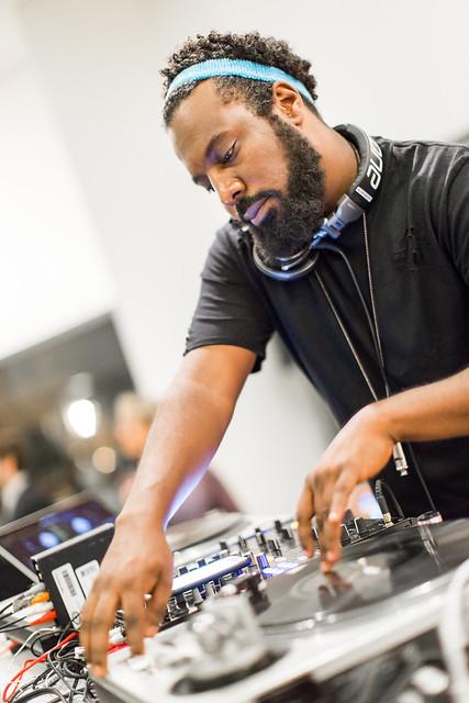 Art After Dark Featuring DJ mOma, July 10