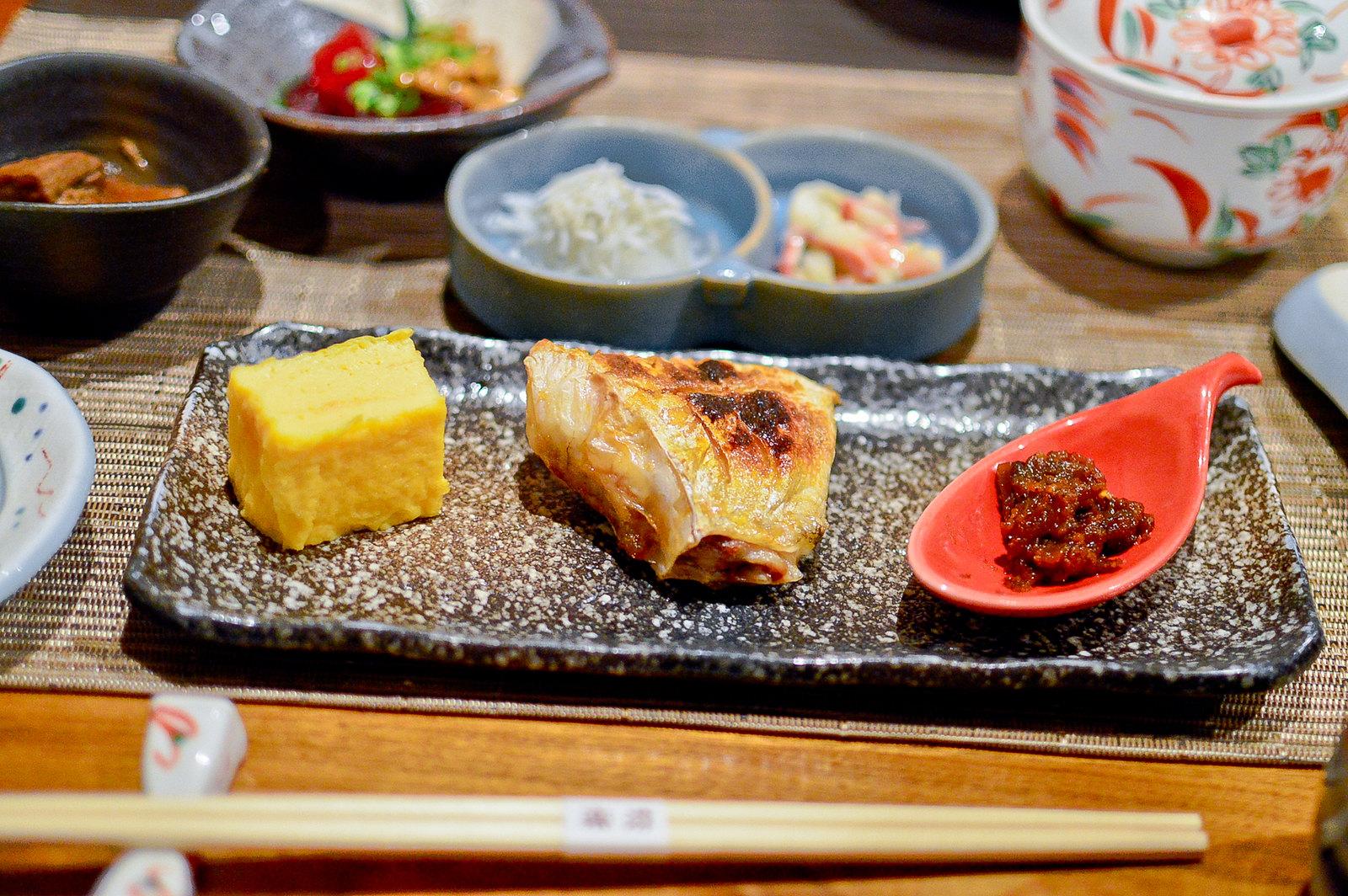 Rakuyu Breakfast, Kawaguchiko