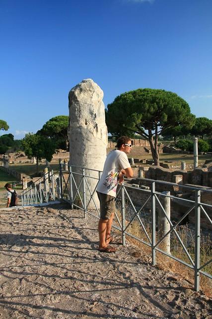 Ruines Ostia Antica