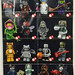 LEGO Collectible Minifigures Series 14: Monsters (71010) by tormentalous