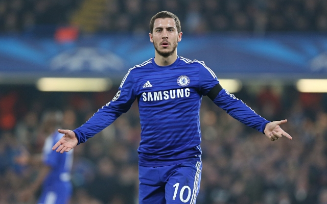 Infeliz no Chelsea, Hazard entra na mira de Real Madrid e Manchester United