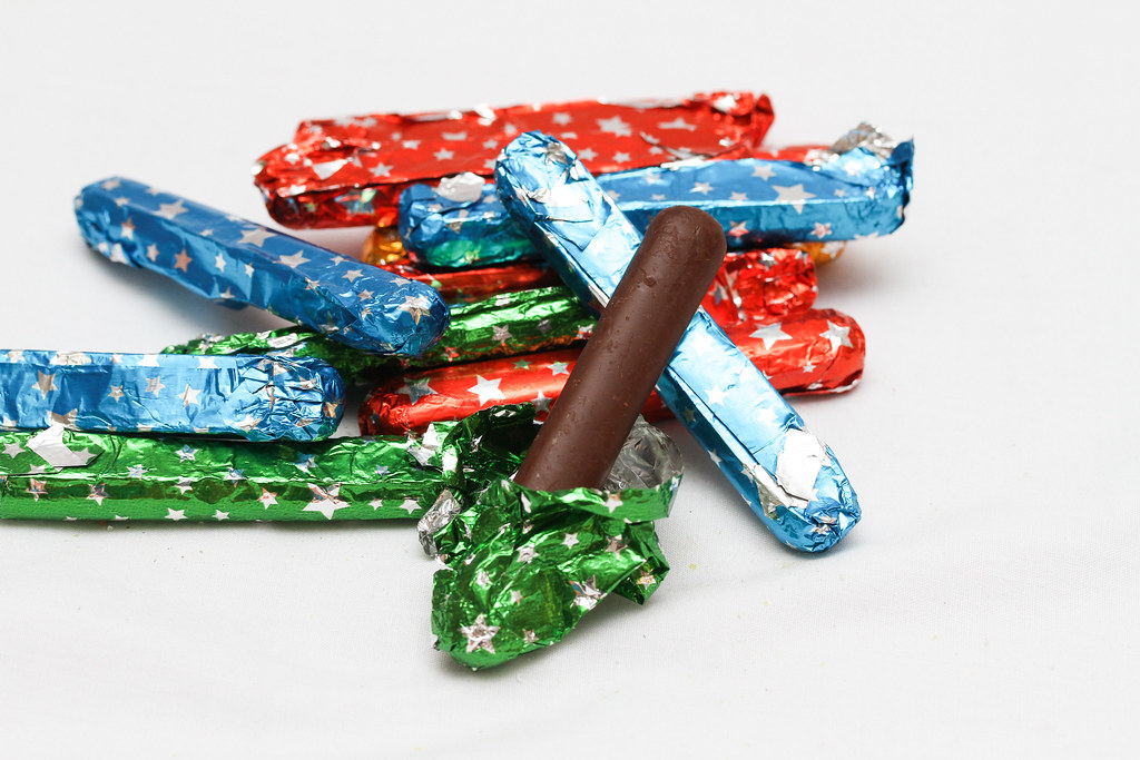 50 Childhood Snacks Singaporeans Love: Chocolate fingers