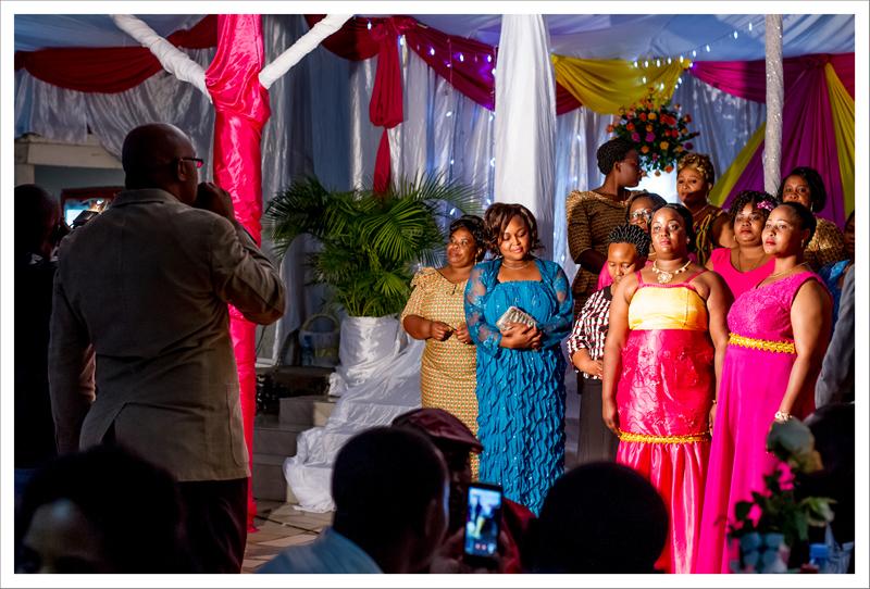 Fotos con la novia