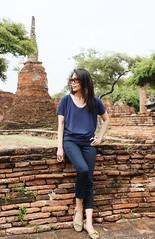 Cheryl Marie Cordeiro, Ayutthaya, Thailand